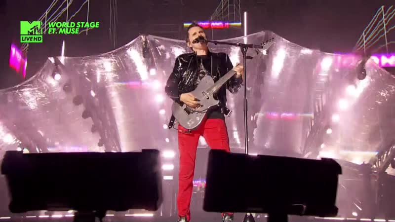 Muse - Knights Of Cydonia (San Mamés Stadium in Bilbao, Spain on 03 November 2018)