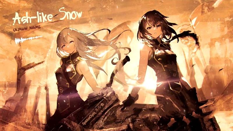 Fairy Gone Full ED -「Ash-like Snow」by (K)NoW_NAME