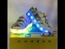 Светящиеся кроссовки Мишки для малышей