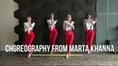 "Marta Khanna's Ladies Cuban group. Show ""Flaca"""