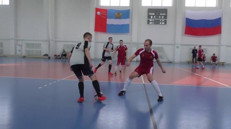 ФК «Импульс СПЗ» - ФК «ТТ» - 1 тайм
