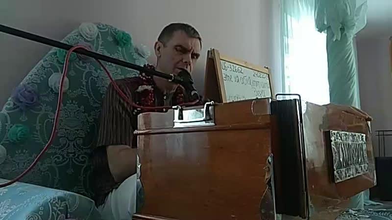 Воскресная программа 24 02 19 Вишну Таттва прабху