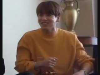Jungkook is the most adorable