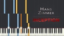 Hans Zimmer - Time | Synthesia Piano Tutorial (Simple) \ Jacob's Piano