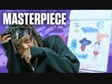 J.I.D Рисует свой альбом DiCaprio 2
