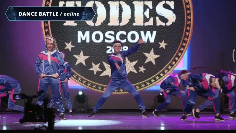 TODES FEST 2018 в Москве в Крокус Сити Холл. Болеем за Питер, за Ю-10