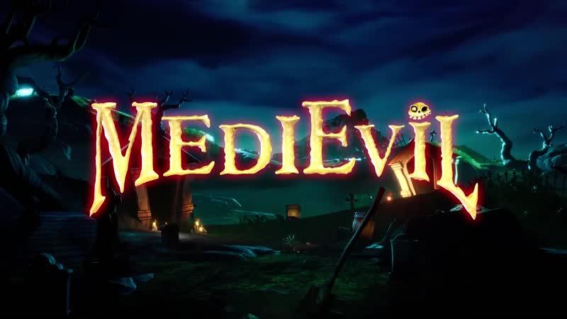 MediEvil ¦ Анонсирующий трейлер ¦ PS4