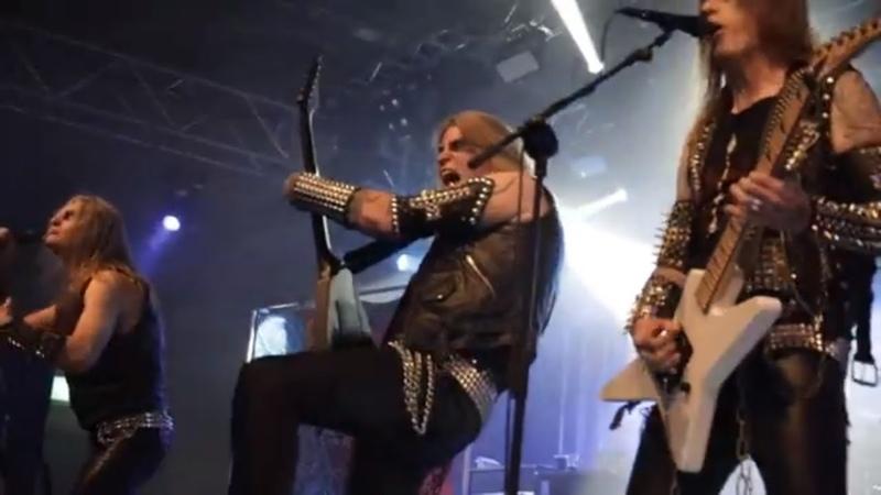 Necrophobic - Steelfest Open Air 2018
