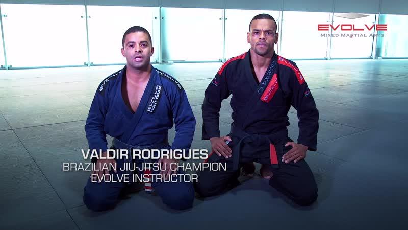 Valdir Rodrigues - 5 Sweeps From Worm Guard
