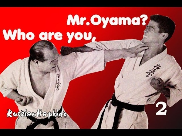 Who are you, Mr. Oyama? - Part 2
