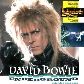 David Bowie альбом Underground E.P.