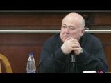 Мастер-класс Александра Калягина XI Школа СТД РФ