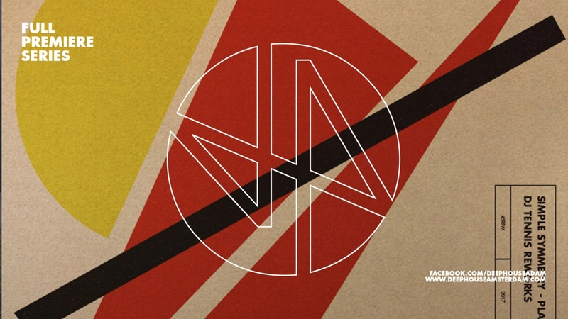 Premiere: Simple Symmetry - Plane Goes East (DJ Tennis Remix)