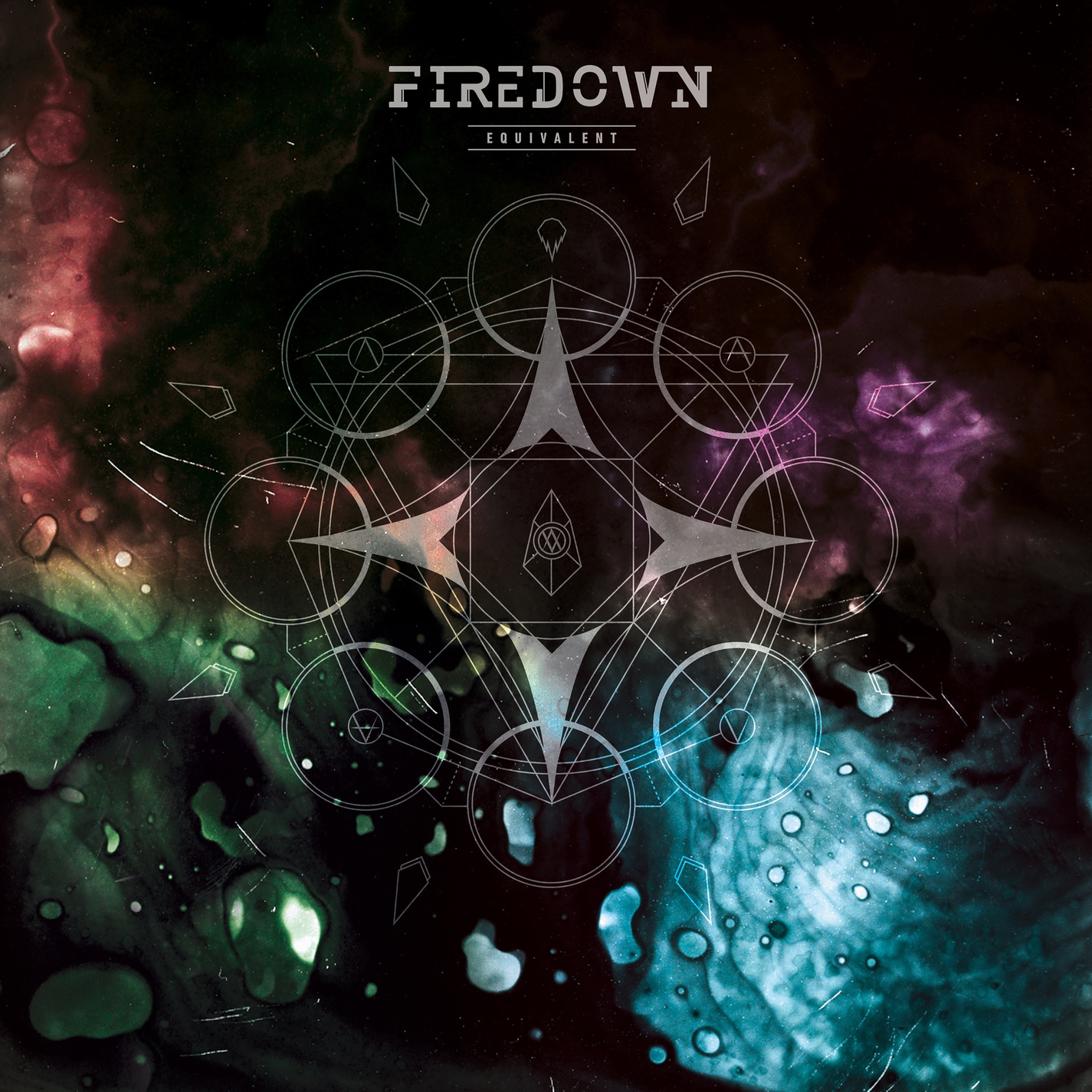 Firedown - Equivalent [EP] (2018)