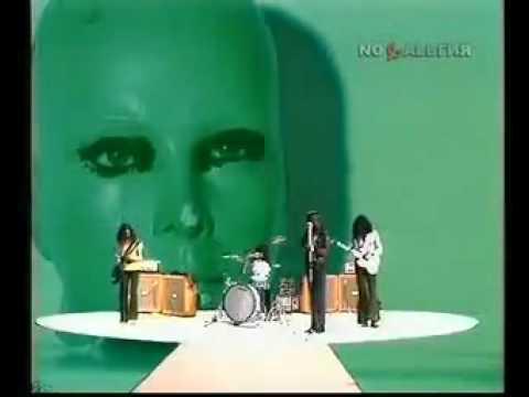 Black Sabbath - 1972 год, программа Время