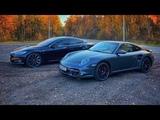 Wylsacom VS Гурам. Tesla VS Porsche 911
