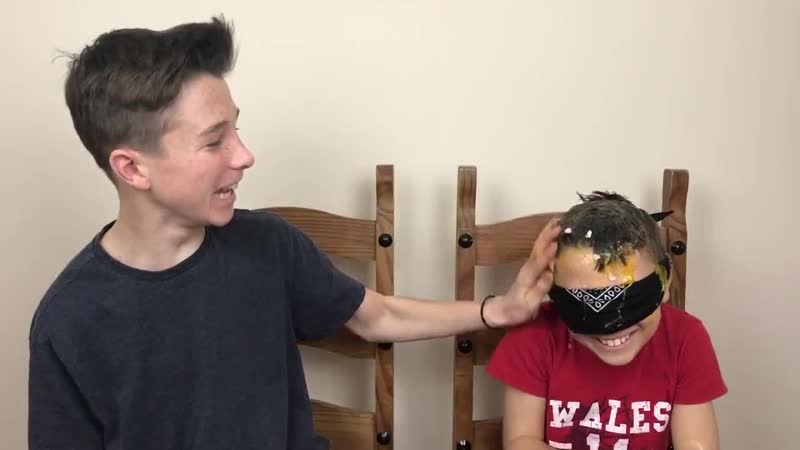 Ultimate Blindfolded Guess The Object Challenge Ft. My Brother GONE WRONG