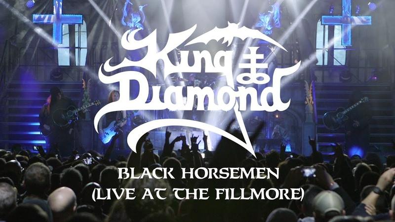 King Diamond Black Horsemen (Live at The Fillmore) (CLIP)