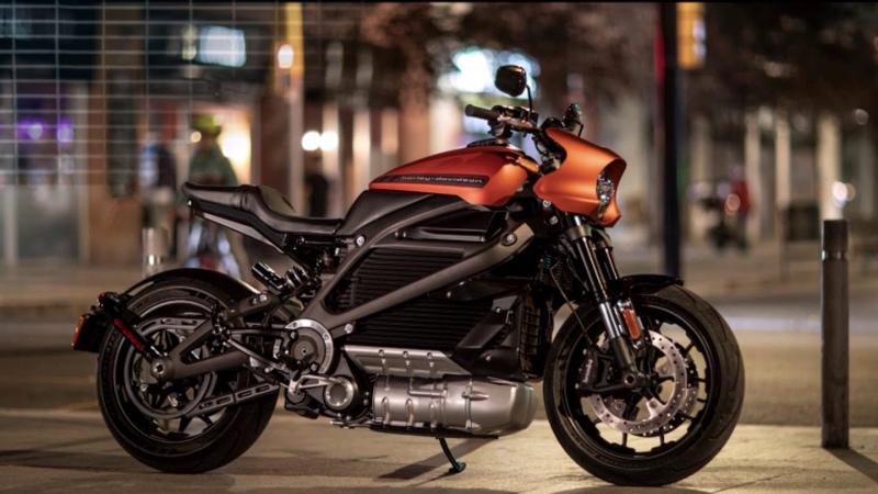 2019 Harley Davidson LiveWire