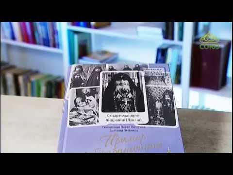 У книжной полки. Пример безграничного смирения: жизнеописание и наставления схиархимандрита Андроника (Лукаша), подвижника Глинской пустыни