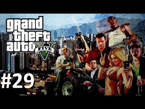 Прохождение Grand Theft Auto V - Часть 29 Ламар в беде