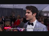 Darren Criss Jokes About Going Underwearless To An Award Show In The Future: 'There's Always Time!' – rus sub