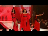 En Vogue New York Fashion Week American Heart Association Go Red For Women Collection NYFW