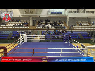 Первенство России по боксу среди юношей и девушек 15-16 лет. Финалы
