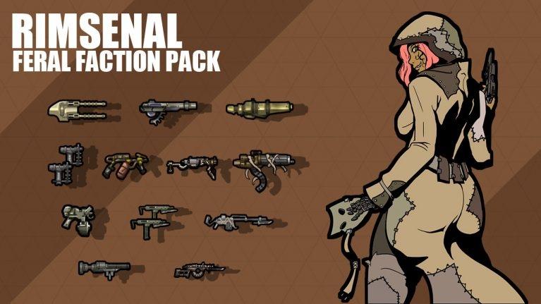 Rimsenal – Feral Faction / Дикая фракция