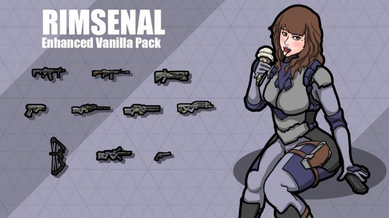 Rimsenal – Enhanced Vanilla Pack / Улучшенный ванильный мод