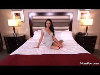 [mompov.com] janessa - younger milf model goes porno [2019, anal, casting, interview, posing, pov, milf]