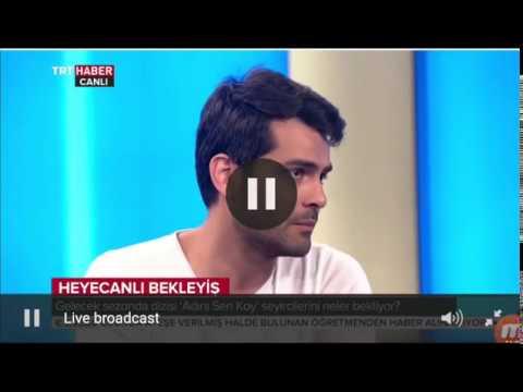 Adini Sen Koy English - Hazal Subasi Erkan Meric - Interview - part 1