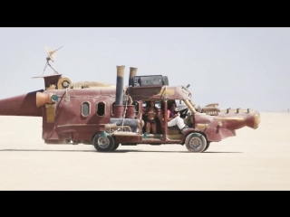 Транспорт на burning man