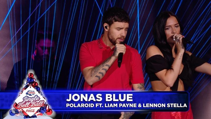 Jonas Blue 'Polaroid' FT Liam Payne Lennon Stella Live at Capital's Jingle Bell Ball 2018