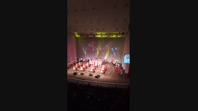Ансамбль танца Волжаночка