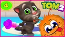 My Talking Tom 2 Android Gameplay Ep 4