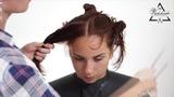 Красивая женская стрижка на длинные волосы / Haircut Tutorial