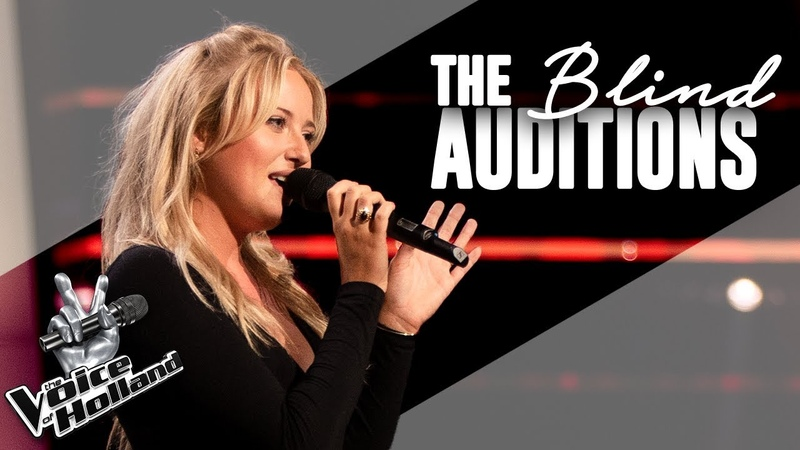 Sophie van der Stok – At Last | The voice of Holland | The Blind Auditions | Seizoen 9