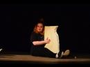 Показ по сценическому движению. Ритмика. 2 курс.