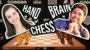 Alexandra Botez GM Hikaru Nakamura Hand and Brain Chess