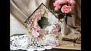 Birdhouse by Elena Martynova - a step by step tutorial