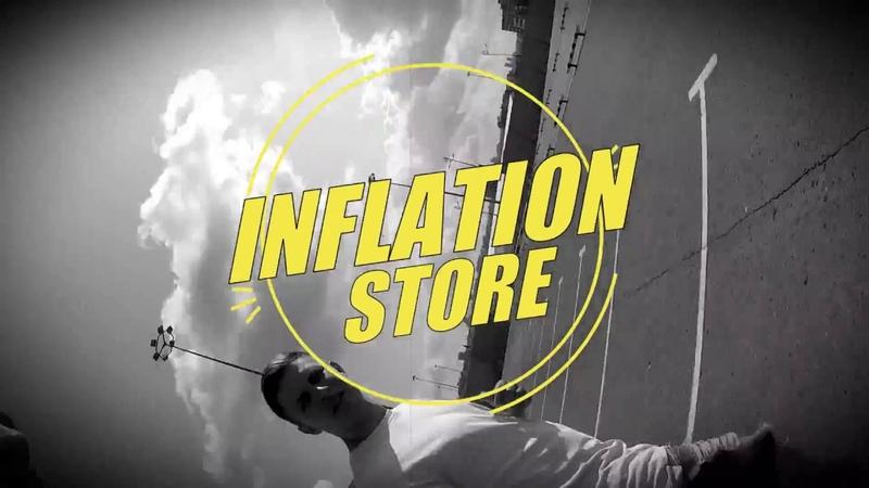 ФРАНШИЗА INFLATION STORE - Брендовая Одежда и Обувь