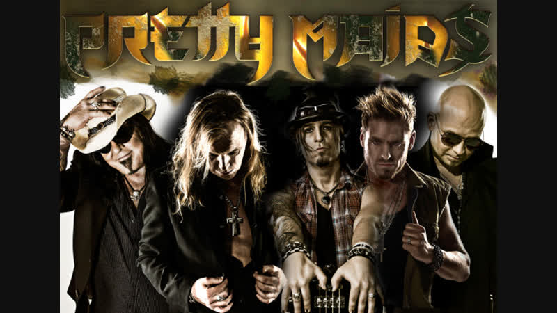 Pretty Maids Back To Back album Red Hot and Heavy 1984