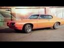 КОРОЛИ АВТОСВАЛКИ - Pontiac GTO 1969