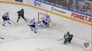 Моменты 2017/2018 • Первый гол Антона Ландера в КХЛ 27.08