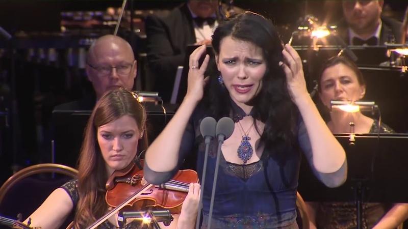 Anna Sarapenia (mezzo-soprano) N.Rimsky-Korsakov The Tsar`s Bride Scene and arioso of Lyubasha