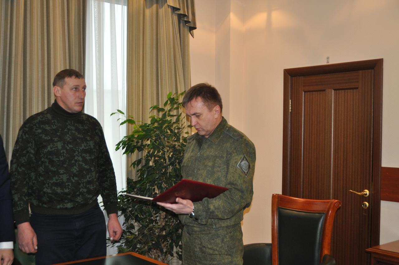 Погрануправление ФСБ России по Ростовской области проводит профилактические мероприятия