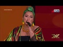 Kelsey Bellante sings Could You Be Loved by the legendary Bob Marley | X Factor Malta | Live Show 2