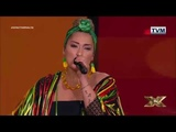 Kelsey Bellante sings Could You Be Loved by the legendary Bob Marley X Factor Malta Live Show 2