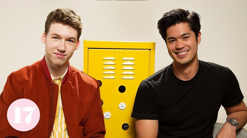 Fan Theories With Devin Druid Ross Butler From '13 Reasons Why' Seventeen